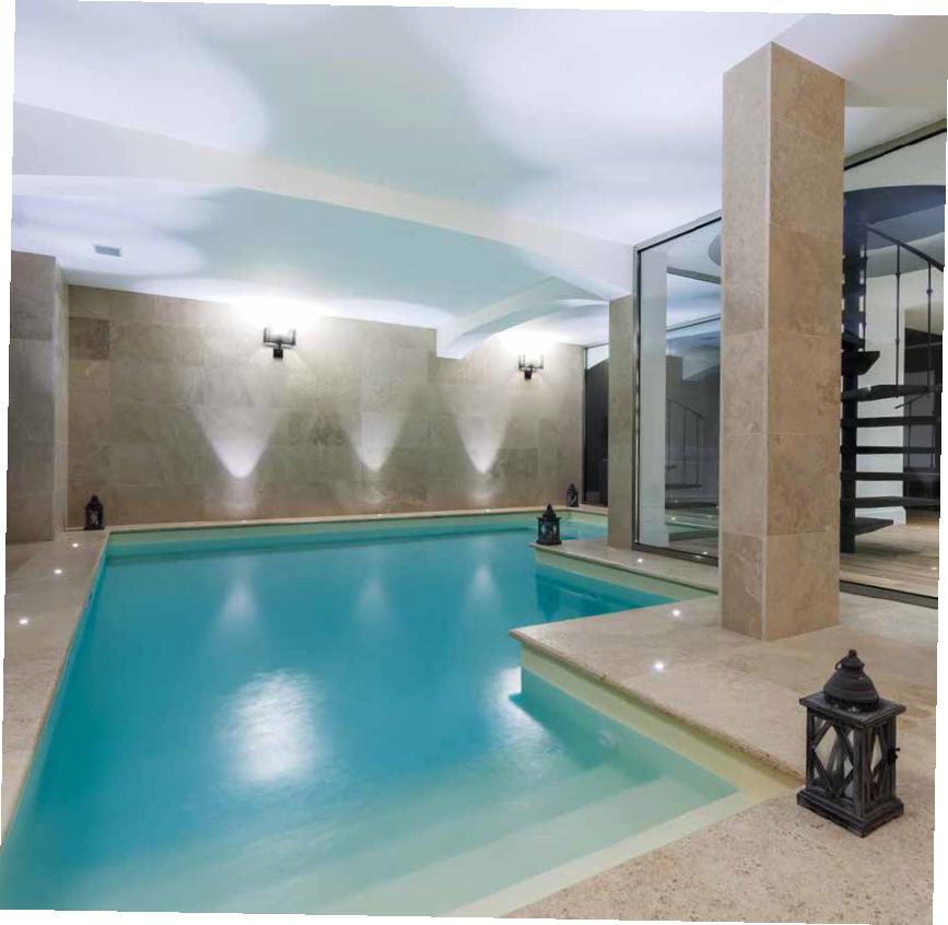 piscina Olgiata