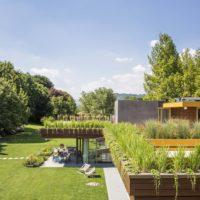 Casa V+F: una perfetta simbiosi con la natura