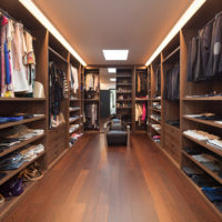 Cabina armadio: come organizzarla per lui e per lei