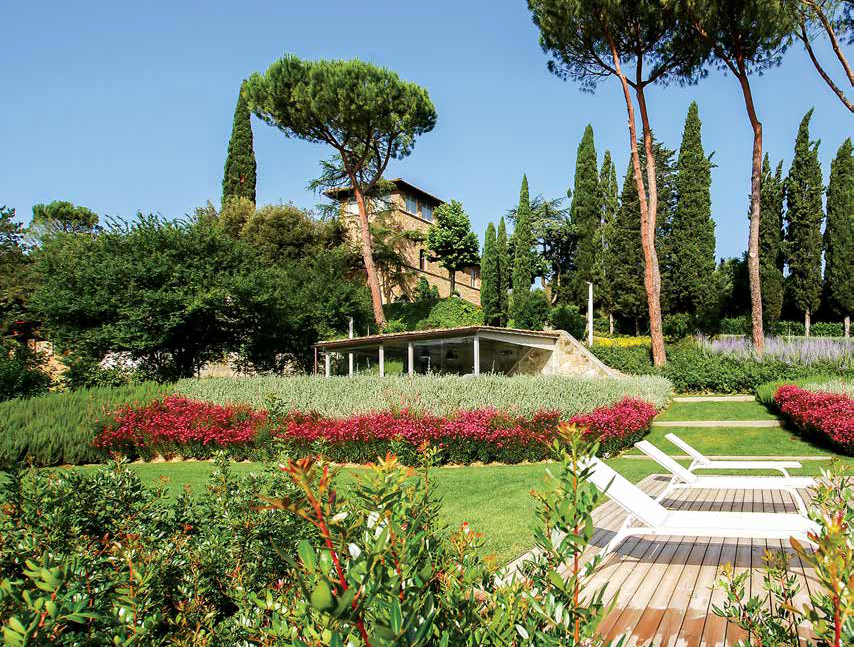 giardino livelli Firenze