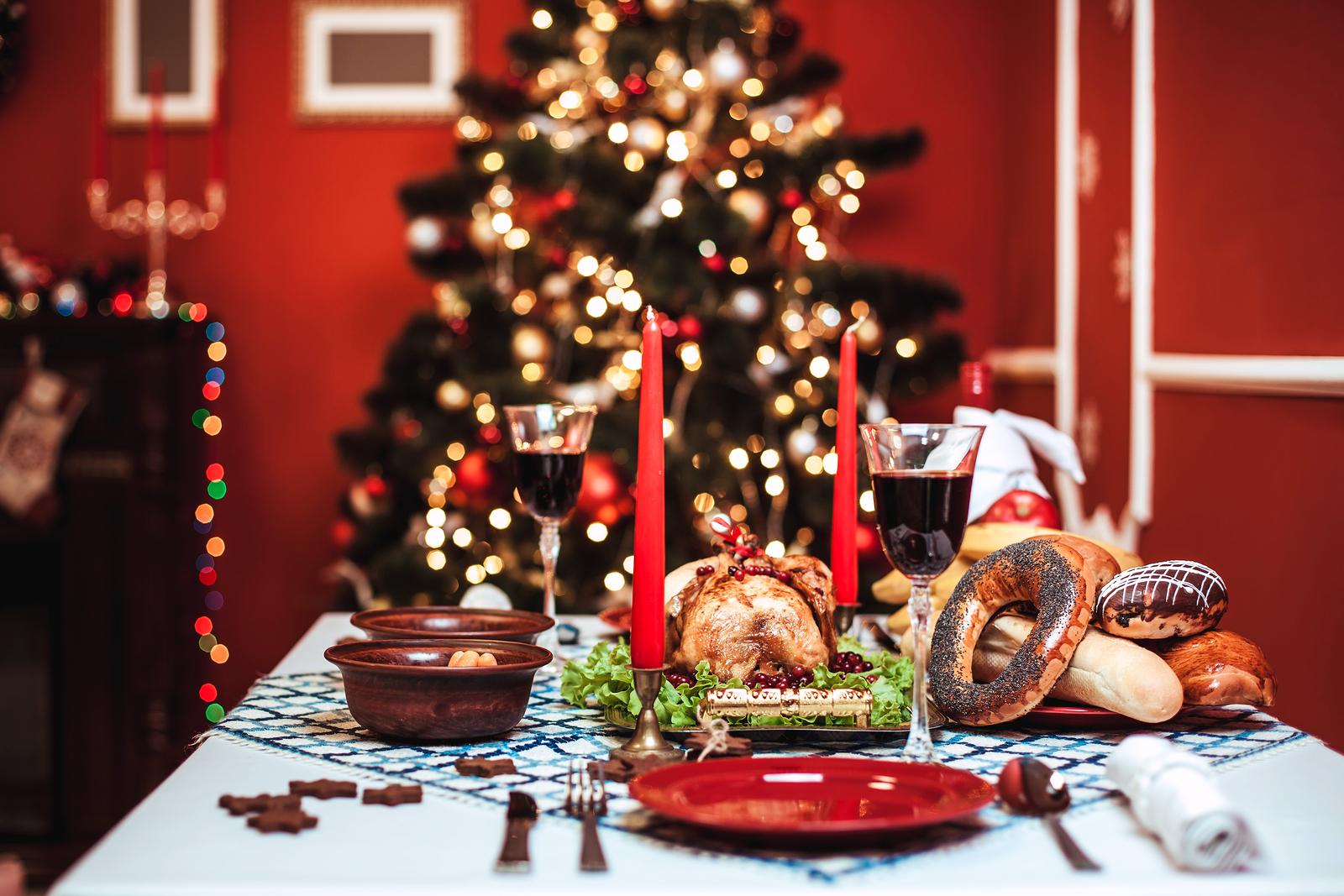 Arredare Tavola Natale creatività a natale: come apparecchiare la tavola per le