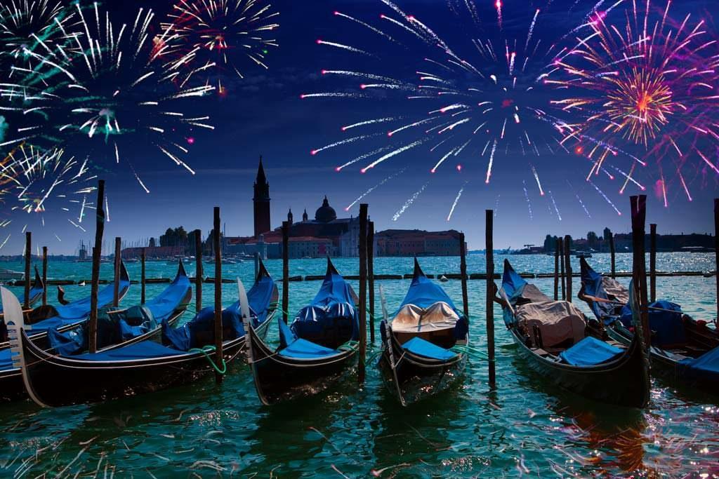 capodanno 2018 venezia