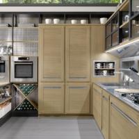 I benefici di una cucina in legno