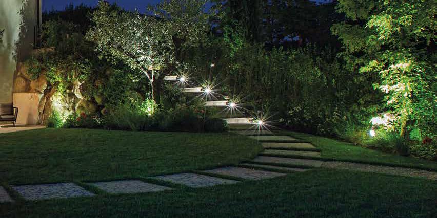 Ville casali la prima rivista per comprare arredare e - Progetto per giardino ...
