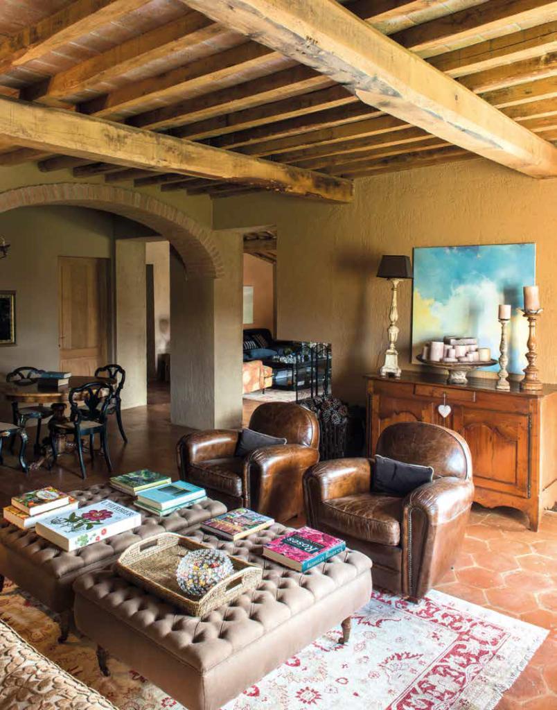 Toscana: il nuovo design di un casale di campagna | Ville&Casali