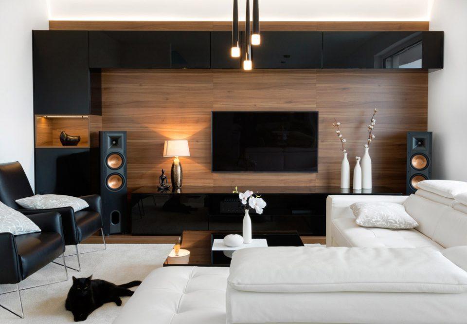 Come progettare l 39 illuminazione per il soggiorno moderno for Progettare un salone