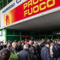 Progetto Fuoco a Verona dal 21 al 25 febbraio