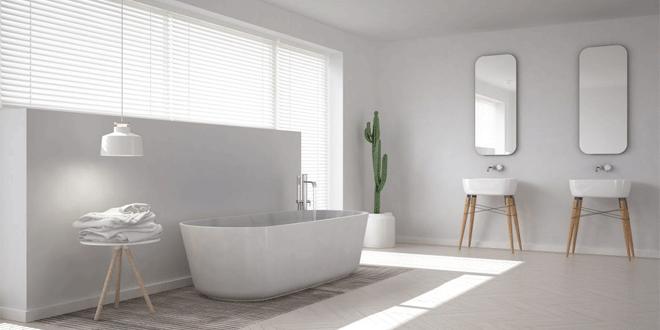 Arredamento bagno 2018 tutti i trend per il design ville casali - Complementi d arredo per bagno ...