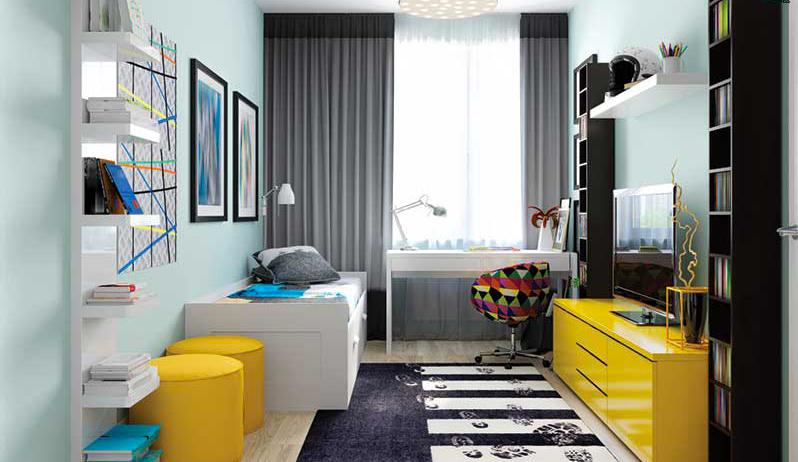 Arredare la camera degli adolescenti consigli pratici for Decorare la stanza con foto