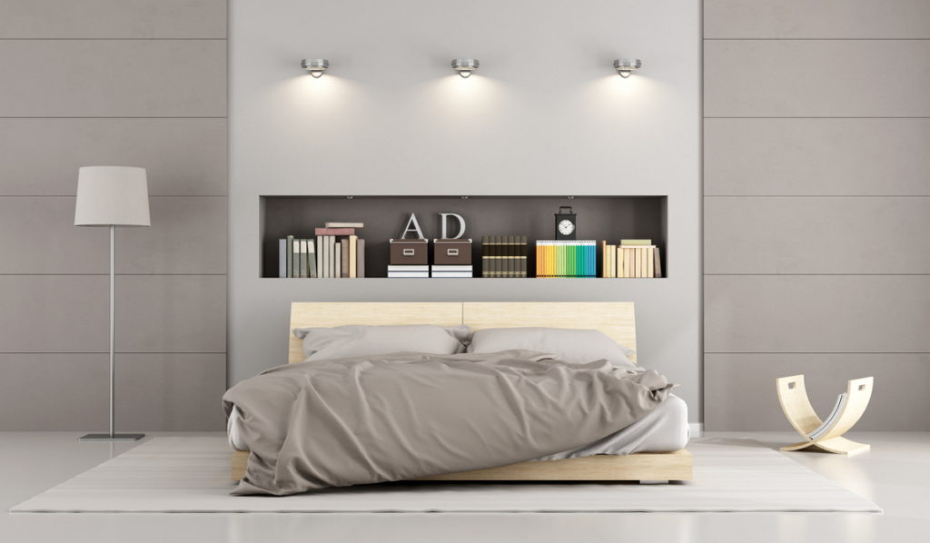 Come scegliere il comodino per la camera da letto ville casali - Comodini per camera da letto ...