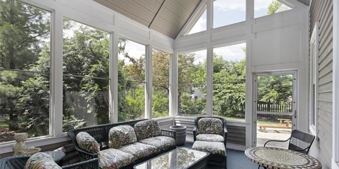 Come progettare la veranda sul balcone di casa - Ville&Casali