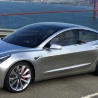 Tesla presenta la nuova Model 3