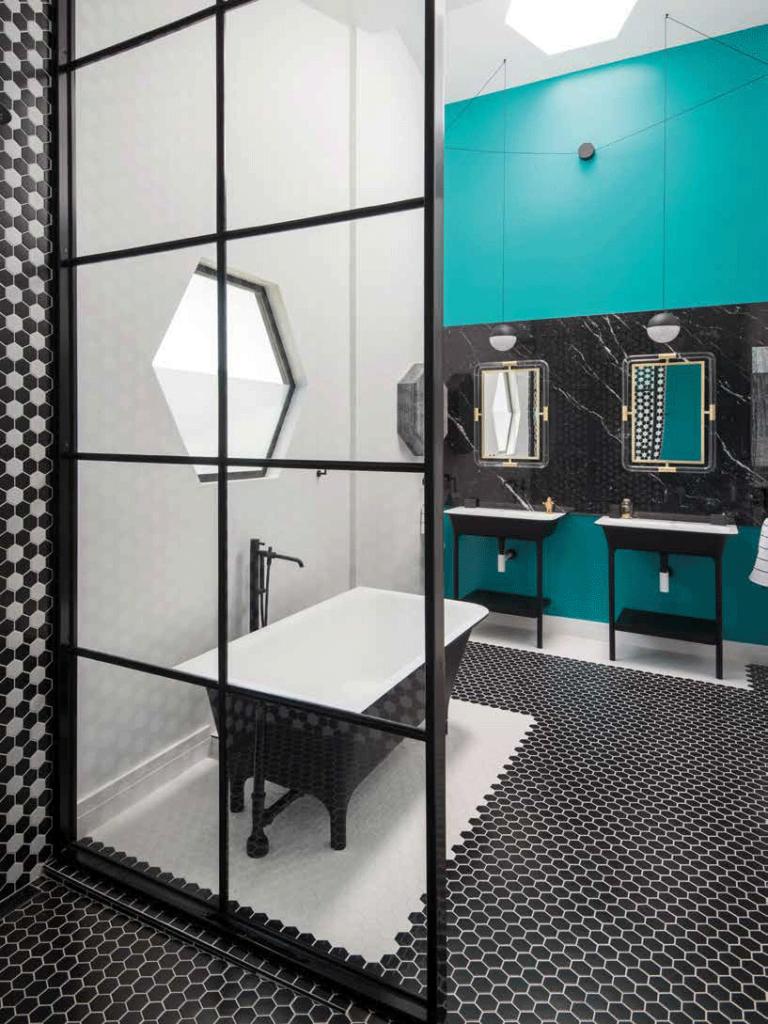 L 39 arredo bagno di design e le proposte di tendenza ville for Colonnine bagno