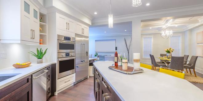 Come scegliere i colori perfetti per la cucina ville casali - Colori per interni cucina ...