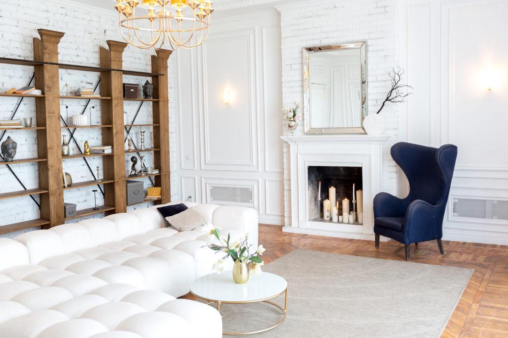 I consigli per arredare in stile barocco moderno - Ville&Casali