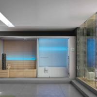 TOTAL LIVING BATHROOM per un bagno confortevole e funzionale