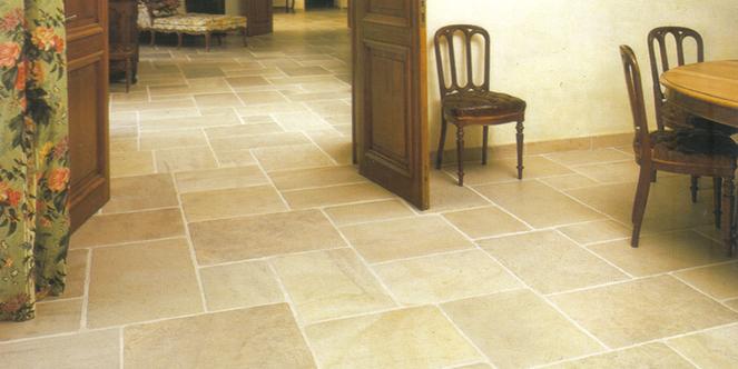 Preferenza Pavimenti in pietra naturale versatile e di pregio - Ville&Casali YY58