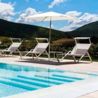 La piscina nell'outdoor