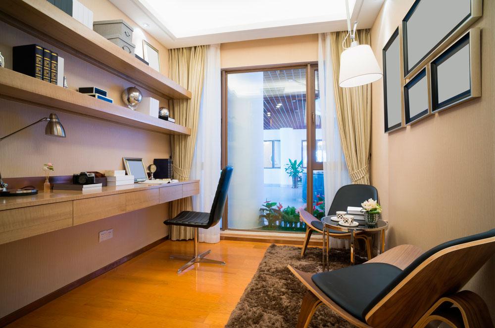 Come arredare con stile la stanza studio ville casali for Arredare studio in casa