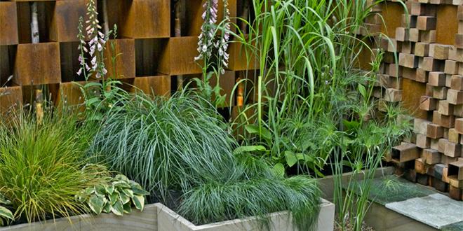 Come creare un giardino nell 39 interior design di casa ville casali - Creare un piccolo giardino in casa ...