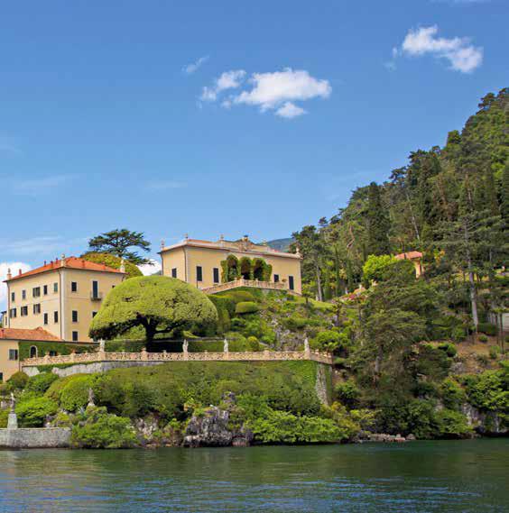 come si muove il mercato immobiliare sul al lago di como
