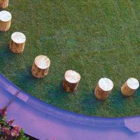 Il Giardino dei Sensi a Como: un labirinto stilizzato in forma moderna