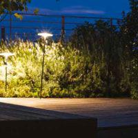 Uno scorcio sui tetti di Bologna da un terrazzo dal gusto romantico