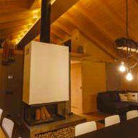 Nest House: l'importanza del paesaggio e dei materiali naturali
