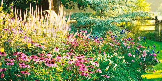 Un giardino cottage contemporaneo a treviso ville casali for Costruire un cottage