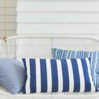 L'azzurro per rinfrescare il design della casa