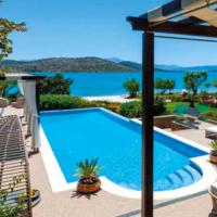 Una super villa sulla costa di Creta