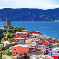 Le Cinque Terre: la Liguria che attrae i poeti