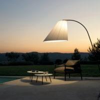 Le luci per esterno: cenare sotto le stelle