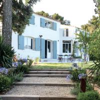 Uno splendido giardino su più livelli a Aix-en-Provence