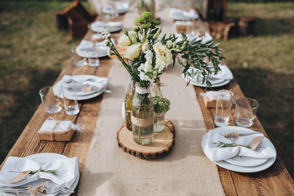 Chic al naturale: idee per un perfetto matrimonio country - Ville&Casali