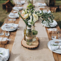 Chic al naturale: idee per un perfetto matrimonio country