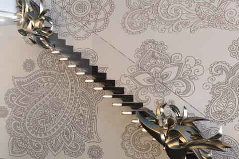 Con l'attuale guida della designer Daniela Iraci, un'azienda storica specializzata anche nella creazione di ringhiere in ferro battuto, che si configurano come manufatti che vanno oltre il recupero delle forme classiche.