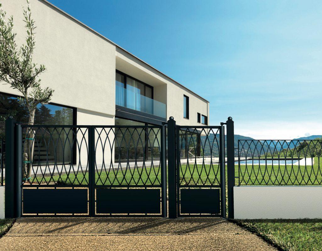 Recinzioni Per Case Di Montagna il cancello: il biglietto da visita della tua casa