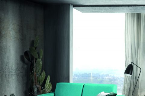 grazie al materasso che permette un riposo totale, frutto dei 21 cm di altezza, il divano letto Reverso è un concentrato di comfort. Il design essenziale e la facilità di apertura ne fanno un imbottito bello e funzionale.