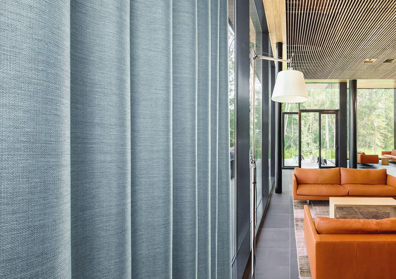 """Tessuto Per Tende Da Cucina tappeti e tende, tessuti per """"vestire"""" la casa - ville&casali"""