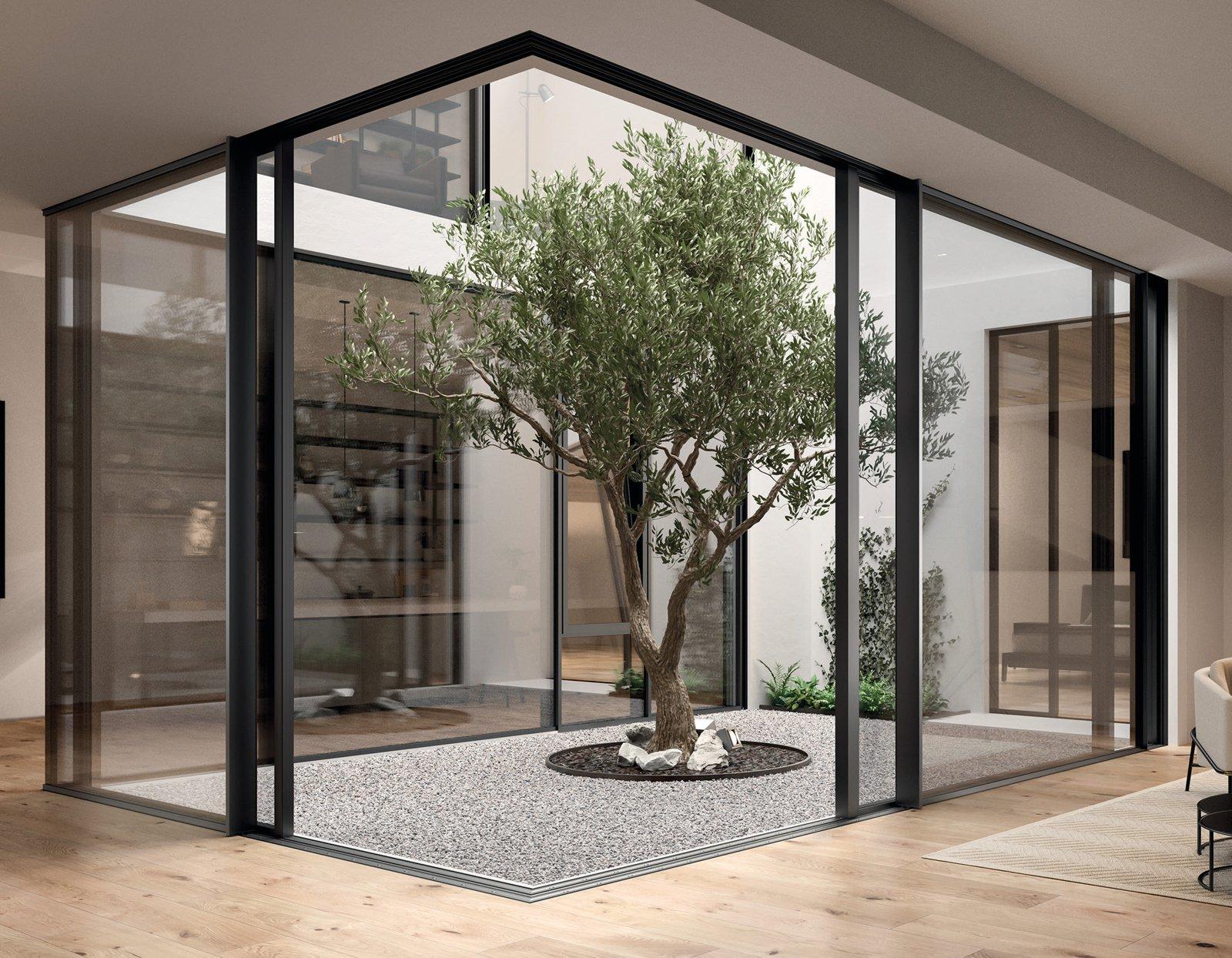 Rivista Porte E Finestre come scegliere il telaio della finestra - ville&casali