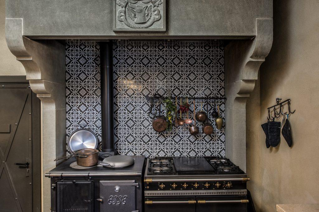 cucina torre di Bibbona