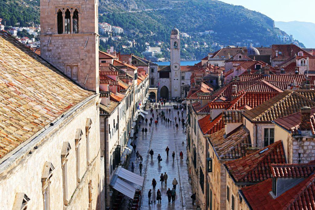 vie di Dubrovnik