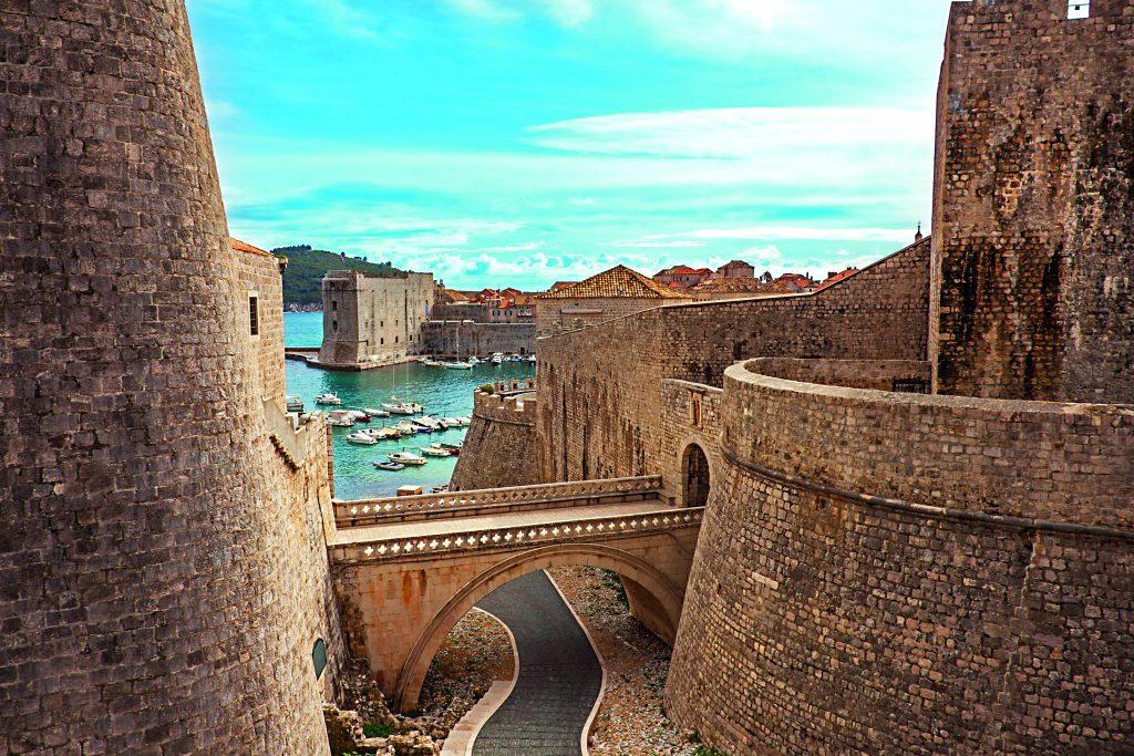 porto Dubrovnik Croazia