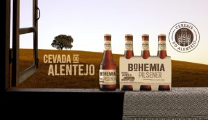 Bohemia Pilsener Cevada do Alentejo