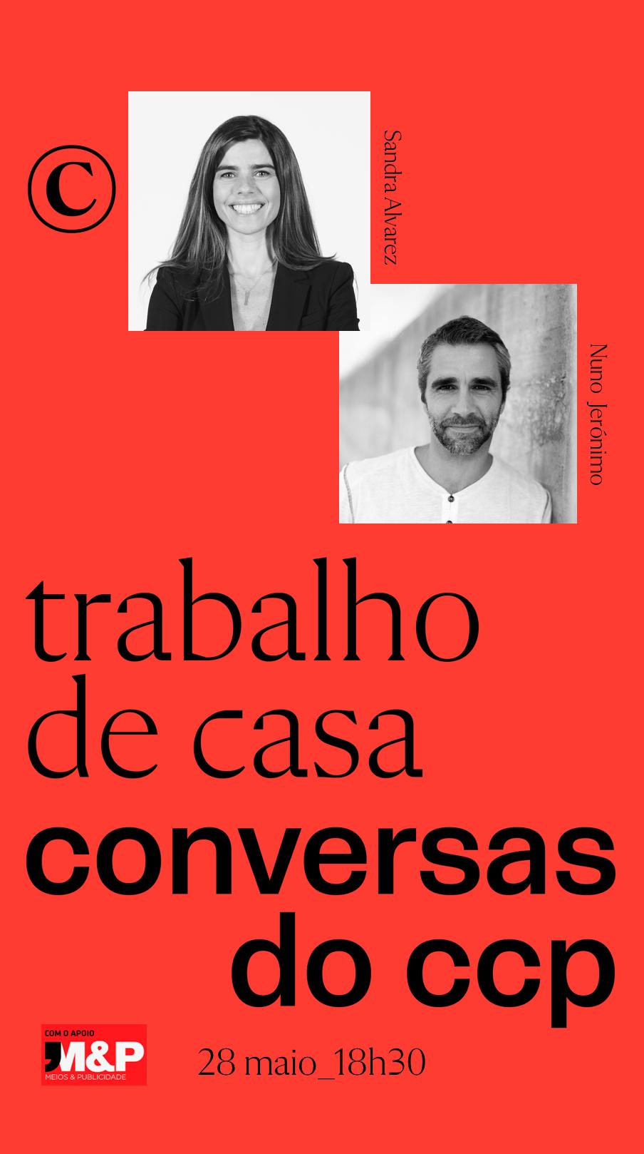 Sandra A e Nuno J Conversa CCP 28 maio