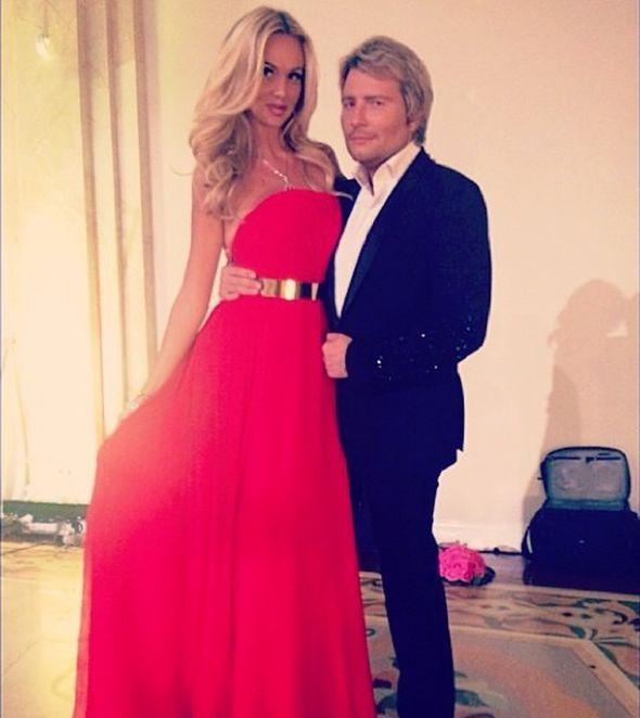 Виктория Лопырева и Николай Басков. Фото с сайта instagram.com/lopyrevavika