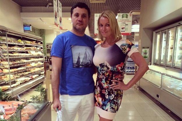 Анастасия Волочкова и Бахтияр Салимов