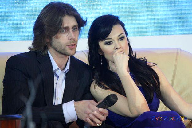 Петр Чернышев и Анастасия Заворотнюк
