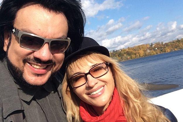 Филипп Киркоров и Надежда Звенигородская